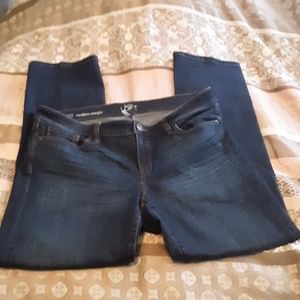 Loft by Ann Taylor straight jeans